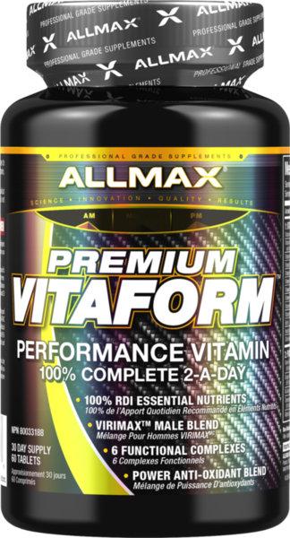 AllMax Vitaform - 60 таблетки